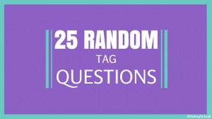 Tag 25 questions
