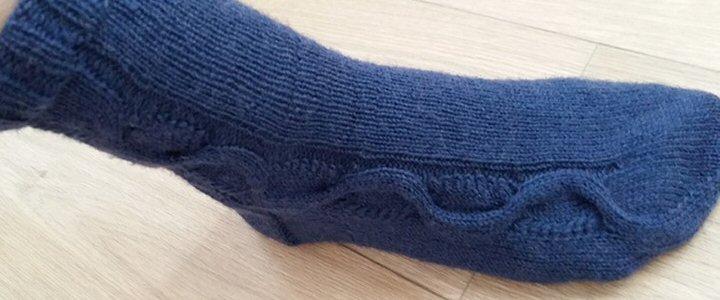 Babydeken en sokken